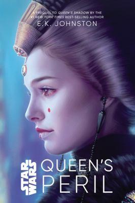 book cover: Queen's Peril by E.K. Johnson