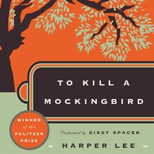 To Kill a Mocking Bird Audiobook Cover