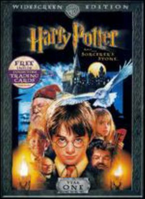 dvd cover: HArry Potter and the Sorcerer's Stone (2001)