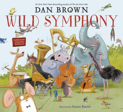 book cover: Wild Symphony by Dan Brown