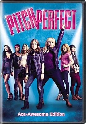 dvd cover: Pitch Perfect (2012)