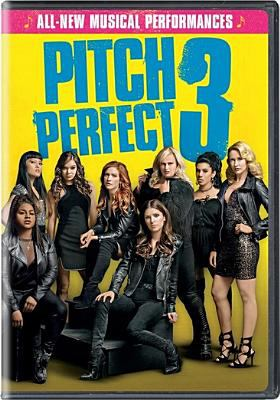 DVD cover: Pitch Perfect 3