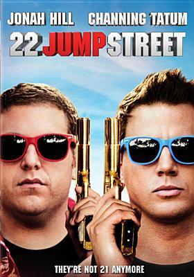 dvd cover: 22 Jump Street (2014)