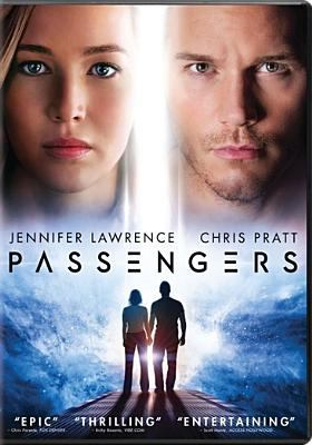 DVD cover: Passengers (2016)